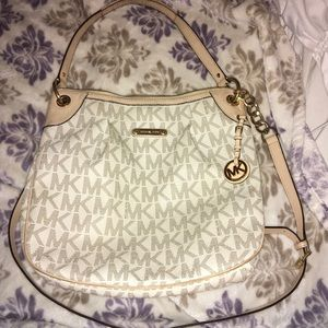 Michael Kors Large Monogram Bag